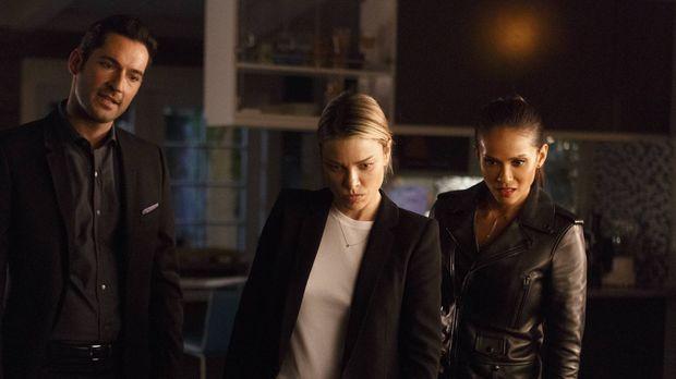 Lucifer - Lucifer - Staffel 2 Episode 7: Mein Kleines äffchen