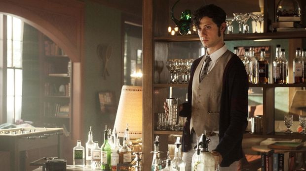 Quentin vertraut sich Eliot (Hale Appleman) an, aber kann dieser ihm helfen,...