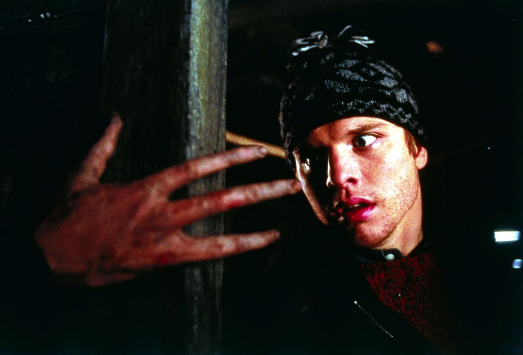 Macht eine gefährliche Entdeckung: Sam Crawford (Ryan Merriman) ... - Bildquelle: TM &   DREAMWORKS LLC.All Rights Reserved