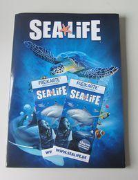 Sea-Life-Freikarten