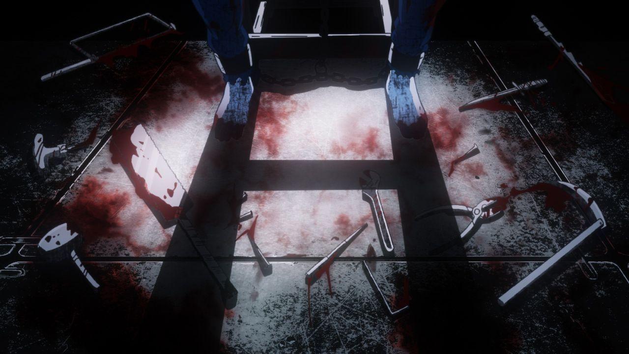 Die Entführung der Organisation Phönixbaum stellt sich als das Schlimmste heraus, was Ken hätte passieren können ... - Bildquelle: Sui Ishida/Shueisha,Tokyo Ghoul Production Committee