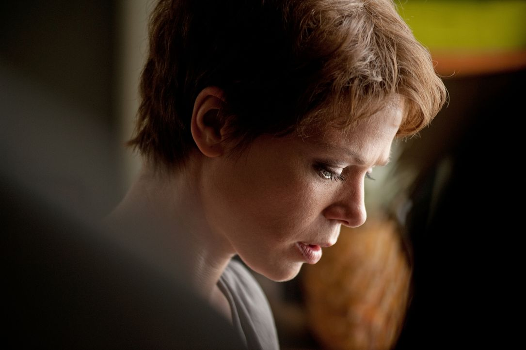 Möchte noch einiges erleben, bevor sie abtreten muss: Edda (Jessica Schwarz) ... - Bildquelle: 2012 Constantin Film Verleih GmbH