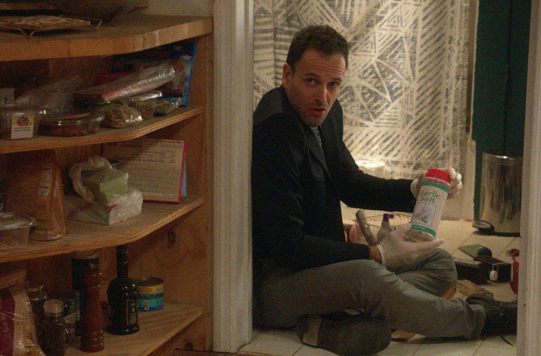 Als Watson von Cortes, einer NYPD-Rivalin, um Rat gebeten wird, ist Holmes (Jonny Lee Miller) sofort misstrauisch und rät Joan, sich von ihrer alten... - Bildquelle: 2015 CBS Broadcasting Inc. All Rights Reserved.