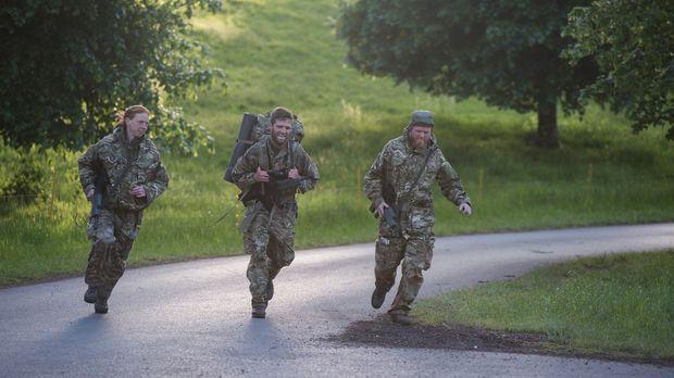Einmal durch die Hölle und zurück: 29 taffe Briten durchlaufen die Testprogra...