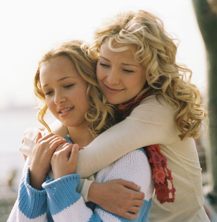 Nach dem Unfalltod ihrer Schwester und ihres Schwagers, bekommt Helen (Kate Hudson, r.) das Sorgerecht deren Kinder zugesprochen. Anfangs hat sie Pr... - Bildquelle: Touchstone Pictures. All rights reserved