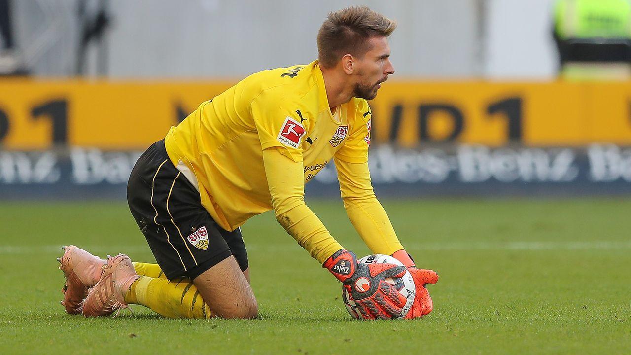 Ron-Robert Zieler (VfB Stuttgart) - Bildquelle: 2018 Getty Images