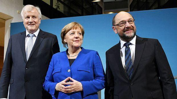 Union und SPD