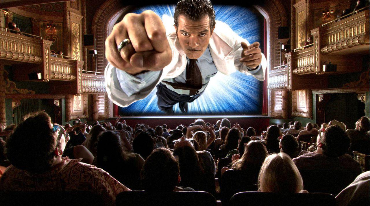 Nimmt den Kampf gegen die Bösen dieser Welt auf: Gregorio Cortez (Antonio Banderas) ? - Bildquelle: 2003 Dimension Films. All Rights Reserved.