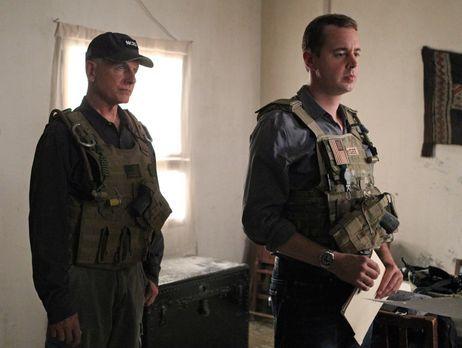 Navy CIS - Bei den Untersuchungen in einem neuen Mordfall führt Gibbs (Mark H...