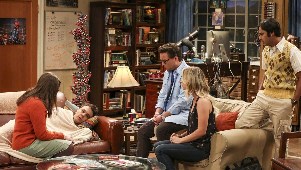 The Big Bang Theory - Der Zeitspar-Modus (Staffel 10 Folge 20 ...