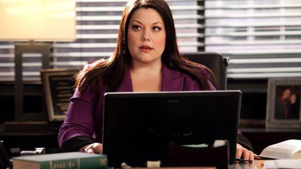 Steht vor einem Riesenproblem: Jane (Brooke Elliott) ... © 2009 Sony Pictures...