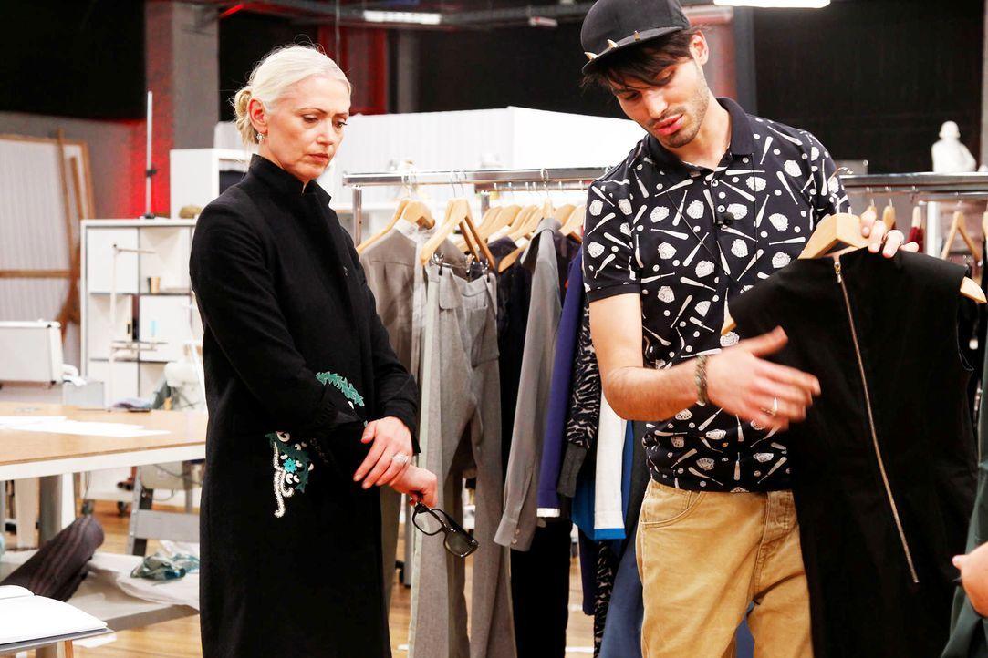 Fashion-Hero-Epi06-Atelier-14-Richard-Huebner - Bildquelle: Richard Huebner