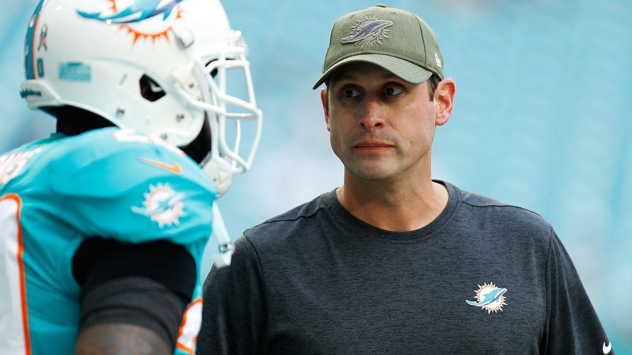 Adam Gase (Miami Dolphins) - Bildquelle: Getty Images