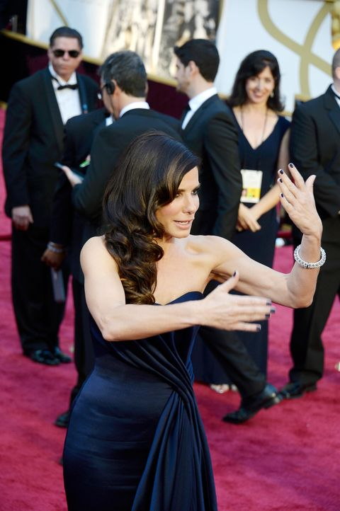 oscars-Sandra-Bullock-140302-getty-AFP - Bildquelle: getty-AFP