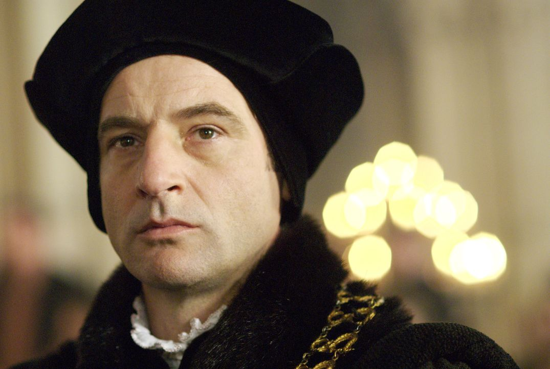 Erreicht den König Henry nicht mehr in politischen und religiösen Fragen: Sir Thomas More (Jeremy Northam) ... - Bildquelle: 2008 TM Productions Limited and PA Tudors II Inc. All Rights Reserved.