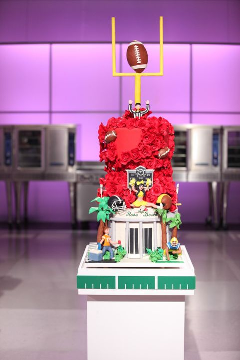 Die Rose-Bowl-Edition - Bildquelle: 2016,Television Food Network, G.P. All Rights Reserved