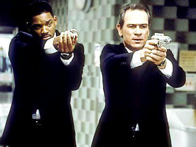 Platz 6: Men in Black - Bildquelle: Sony Pictures
