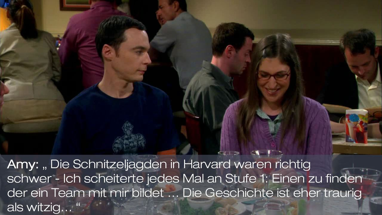 Staffel 7 Folge 3 - Zitat 1 - Bildquelle: Warner Bros. Television