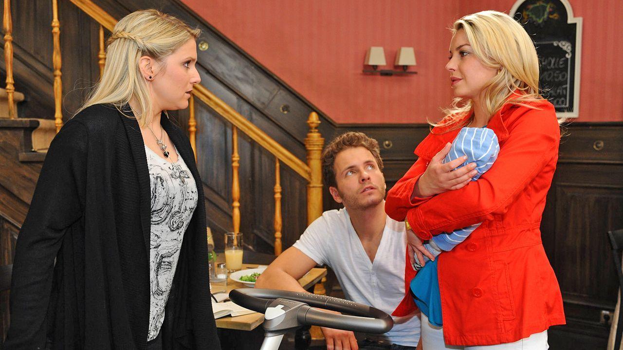 Anna-und-die-Liebe-Folge-701-01-Sat1-Oliver-Ziebe - Bildquelle: SAT.1/Oliver Ziebe