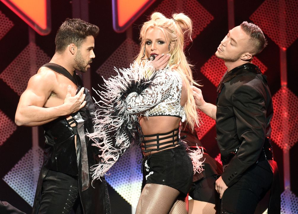 Britney Spears - Bildquelle: picture alliance/AP Photo