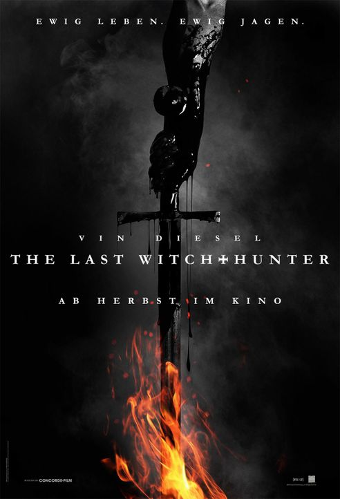 The-Last-Witch-Hunter-01-Concorde-Filmverleih - Bildquelle: Concorde Filmverleih