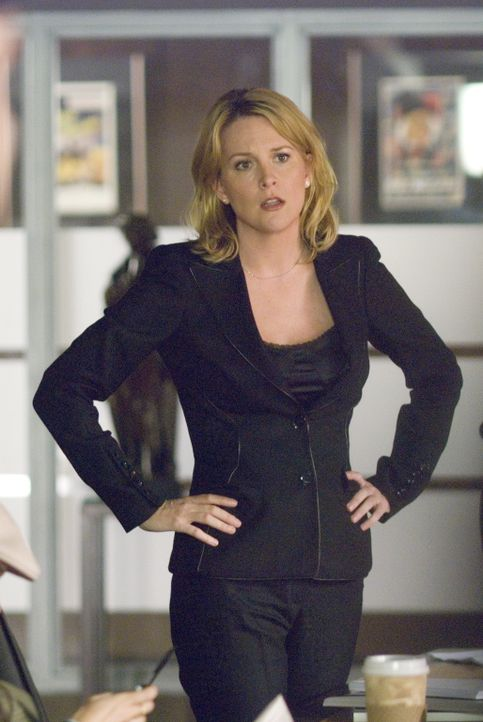 Hätte Tina (Laurel Holloman) mal lieber nicht gelogen - jetzt muss sie auch dafür gerade stehen und sich die Bloßstellung vor versammelter Filmma... - Bildquelle: Metro-Goldwyn-Mayer Studios Inc. All Rights Reserved.