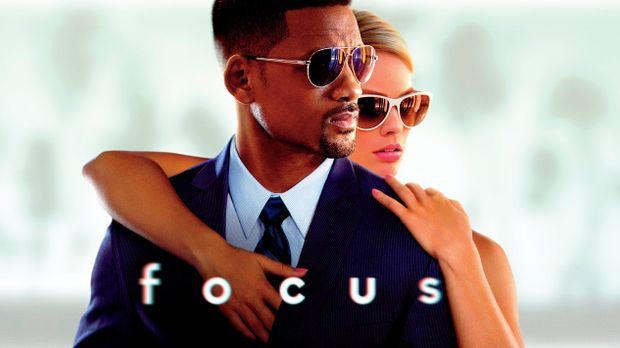 Focus - Artwork © Warner Bros.