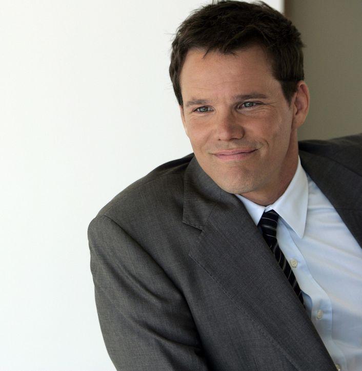 Zurück im Team: Colby (Dylan Bruno) versucht einen neuen Fall zu lösen ... - Bildquelle: Paramount Network Television