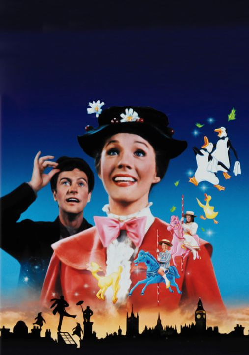 MARY POPPINS - Artwork - Bildquelle: Walt Disney Company. All Rights Reserved.