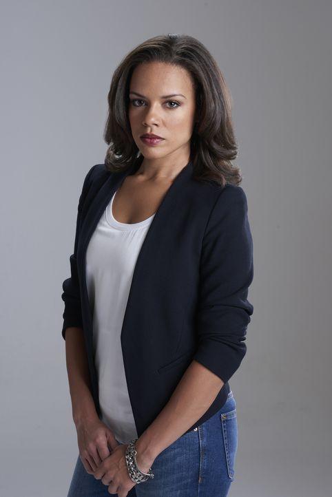 (2. Staffel) - Rachels (Genelle Williams) Schwangerschaft sorgt für einige Unstimmigkeiten innerhalb des Rudels ... - Bildquelle: 2015 She-Wolf Season 2 Productions Inc.