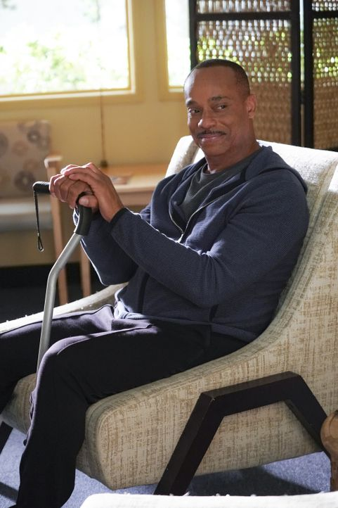Leon Vance (Rocky Carroll) - Bildquelle: Sonja Flemming 2018 CBS Broadcasting, Inc. All Rights Reserved/Sonja Flemming