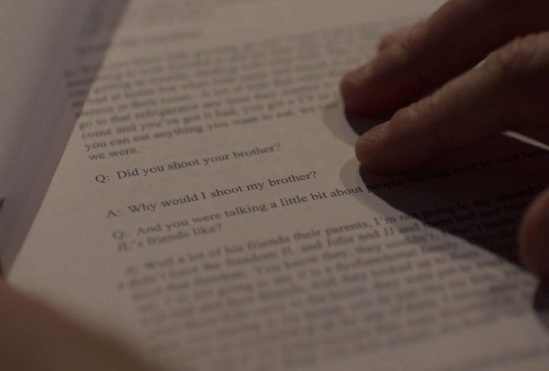 Als die Polizei einen 24-jährigen tot auffindet, erscheint zuerst alles wie ein Selbstmord, doch Lt. Joe Kenda vertraut auf sein Bauchgefühl und mac... - Bildquelle: Jupiter Entertainment