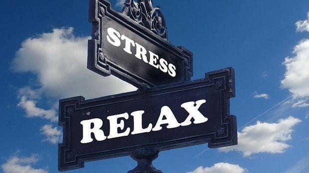 Stress und Relax
