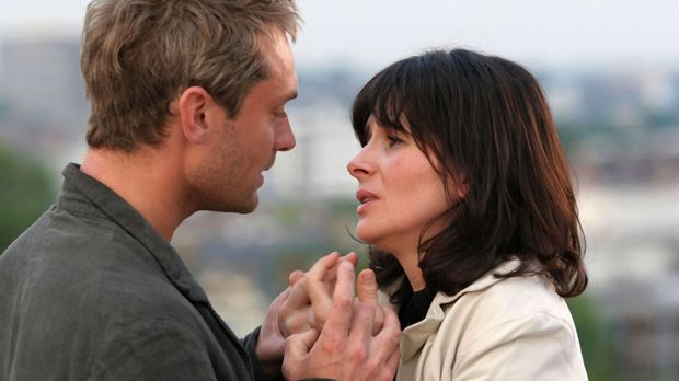Breaking & Entering - Einbruch und Diebstahl - Will Francis (Jude Law, l.) is...