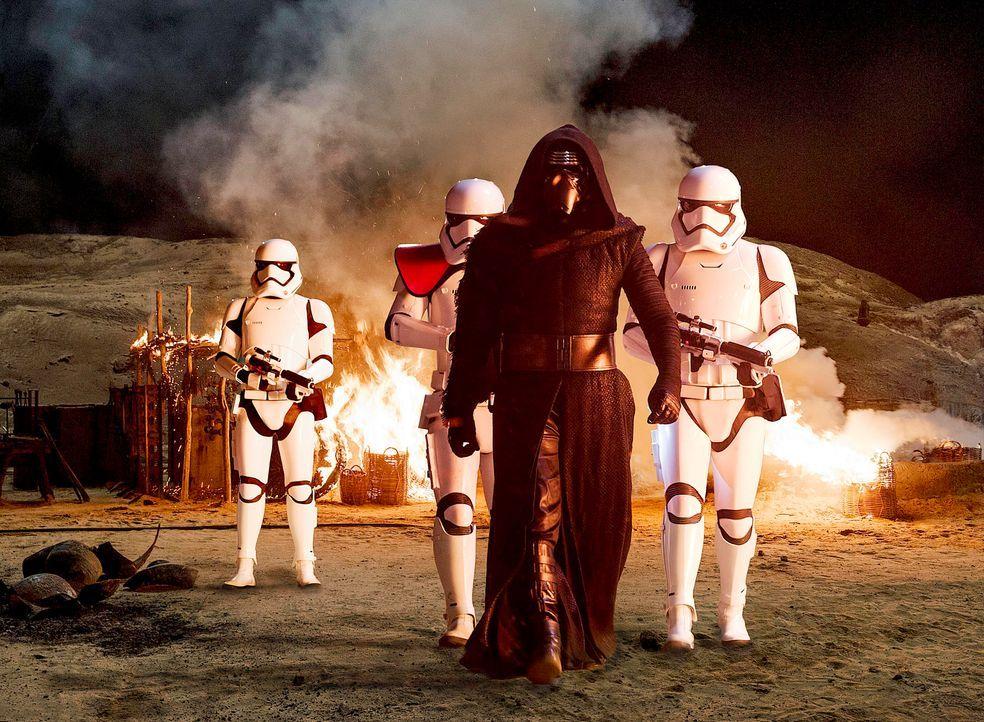 Star-Wars-Das-Erwachen-der-Macht-24-Lucasfilm - Bildquelle: Lucasfilm 2015