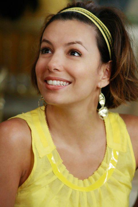 Um ein paar private Stunden für sich und Carlos zu haben, gibt Gabrielle (Eva Longoria) Juanita bei einer anderen Mutter ab. Doch dann kommt das Mäd... - Bildquelle: ABC Studios
