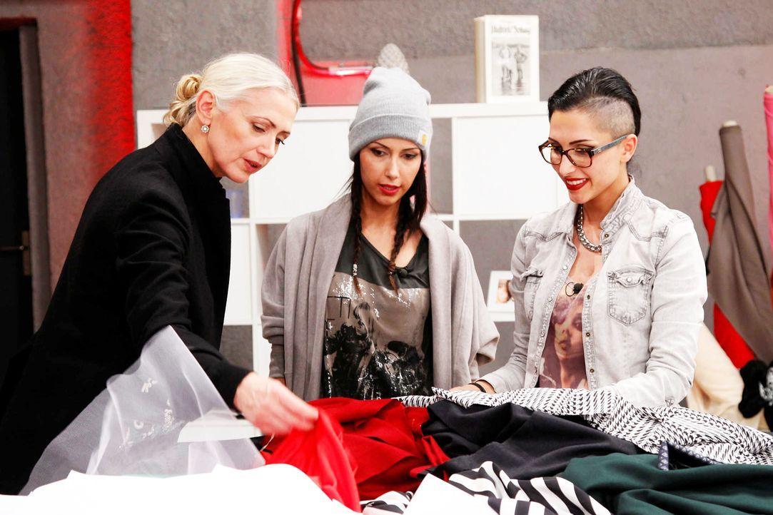 Fashion-Hero-Epi06-Atelier-24-Richard-Huebner - Bildquelle: Richard Huebner