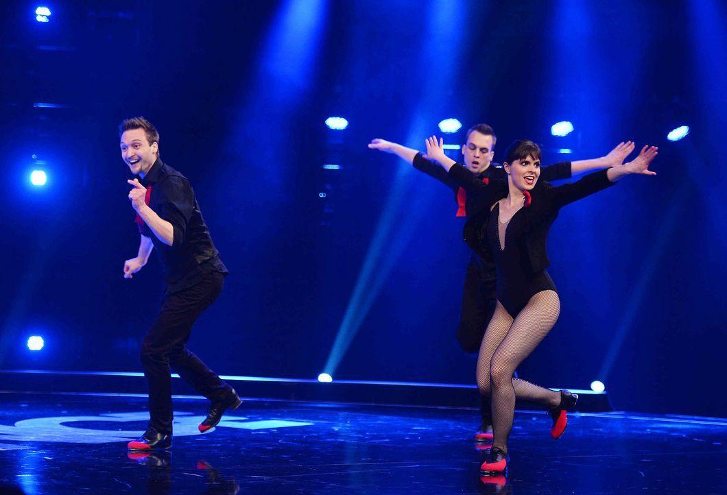 Got-To-Dance-SLYD3-02-SAT1-ProSieben-Willi-Weber - Bildquelle: SAT.1/ProSieben/Willi Weber
