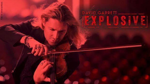 David Garrett_Explosiv Tour