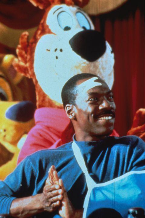 In einem Vergnügungspark sucht Foley (Eddie Murphy) den Mörder seines Chefs ... - Bildquelle: Paramount Pictures