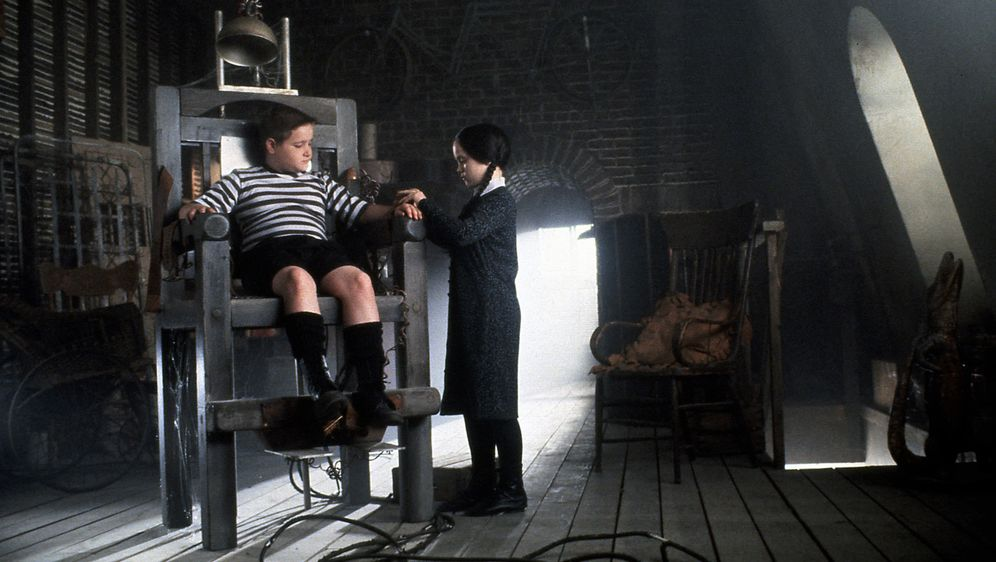 Die Addams Family - Bildquelle: Paramount Pictures Global