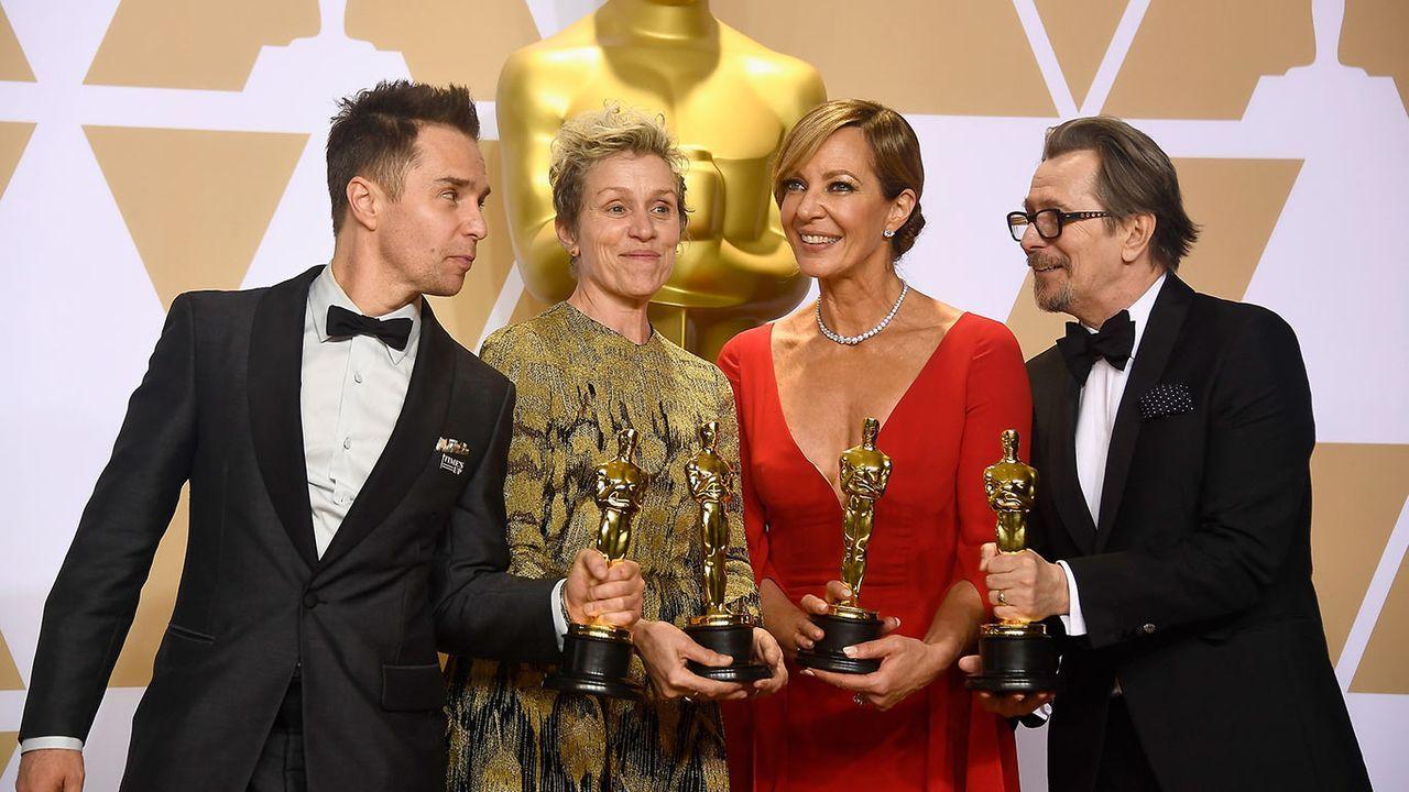 oscars-gewinner-AFP - Bildquelle: 2018 Getty Images