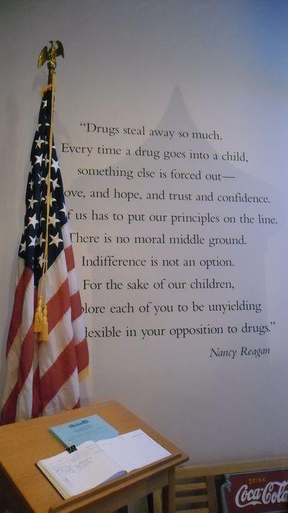 Das Drug Enforcement Administration Museum in Arlington steht für den Kampf gegen illegale Drogen und versucht, die Öffentlichkeit über gefährliche... - Bildquelle: The Travel Channel, L.L.C. All rights reserved.