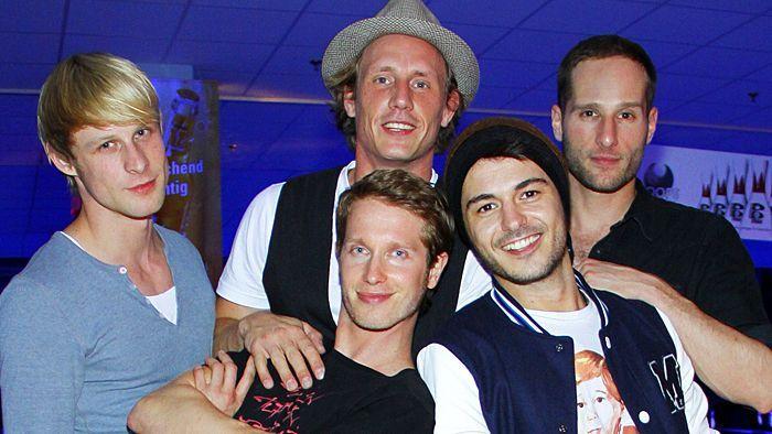 berhard-bozian-11-08-27-gruppe-WENN - Bildquelle: WENN