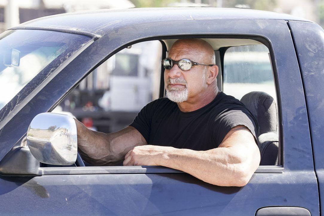 Lance Hamilton (Bill Goldberg) - Bildquelle: Monty Brinton 2018 CBS Bradcasting, Inc. All Rights Reserved./  Monty Brinton