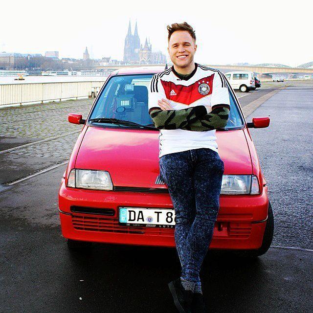 Olly Murs in Köln