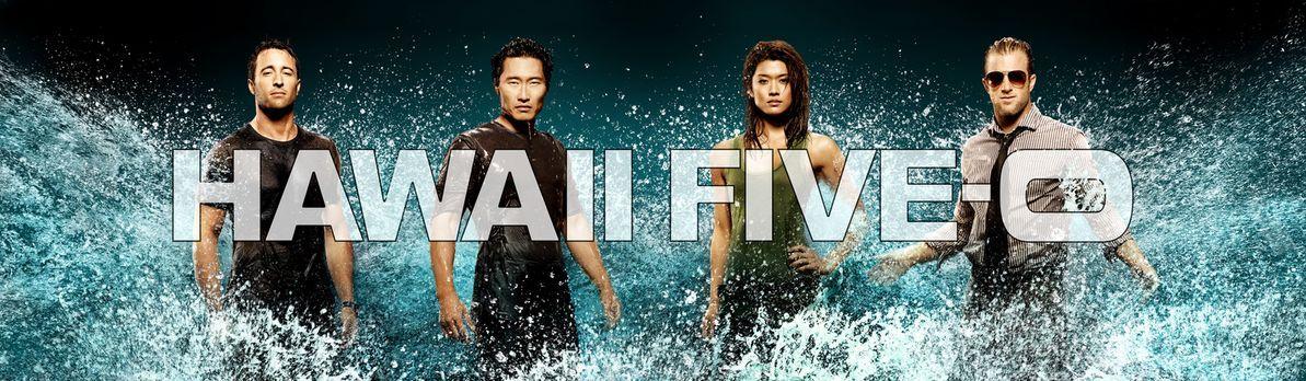 Hawaii Five-0 - (1. Staffel) - Hawaii Five-0: Steve McGarrett (Alex O'Loughli...