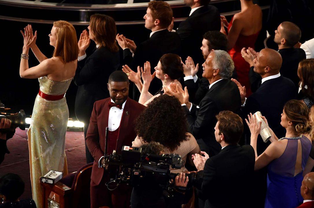 Oscar-150222-Show-getty-AFP (2) - Bildquelle: Kevin Winter/Getty Images/AFP