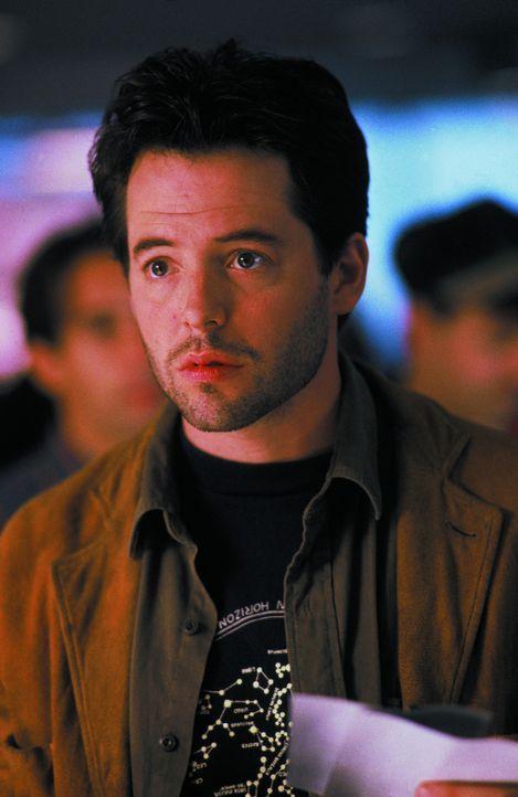 Sam (Matthew Broderick) ist überrascht, als seine Freundin nach zwei Monaten New York nicht mehr zurückkommt. Stattdessen erhält er einen Brief v... - Bildquelle: Warner Brothers International