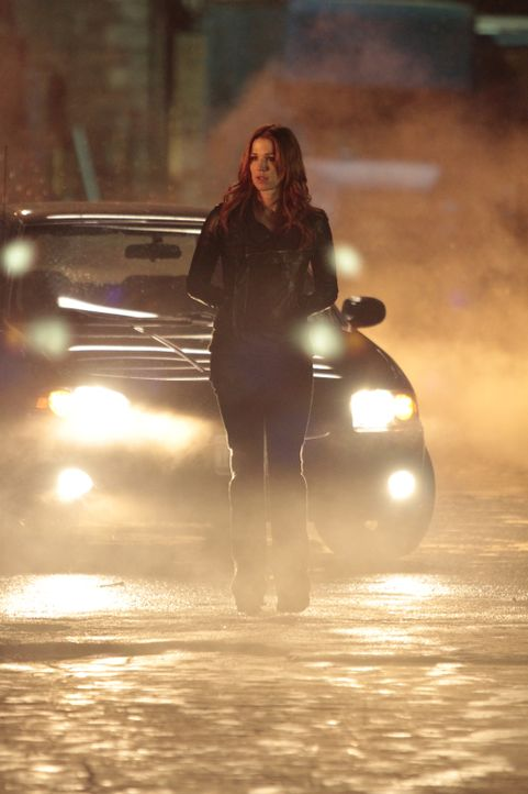 Hat eine ganz besondere Gabe: Carrie Wells (Poppy Montgomery) ... - Bildquelle: 2011 CBS Broadcasting Inc. All Rights Reserved.
